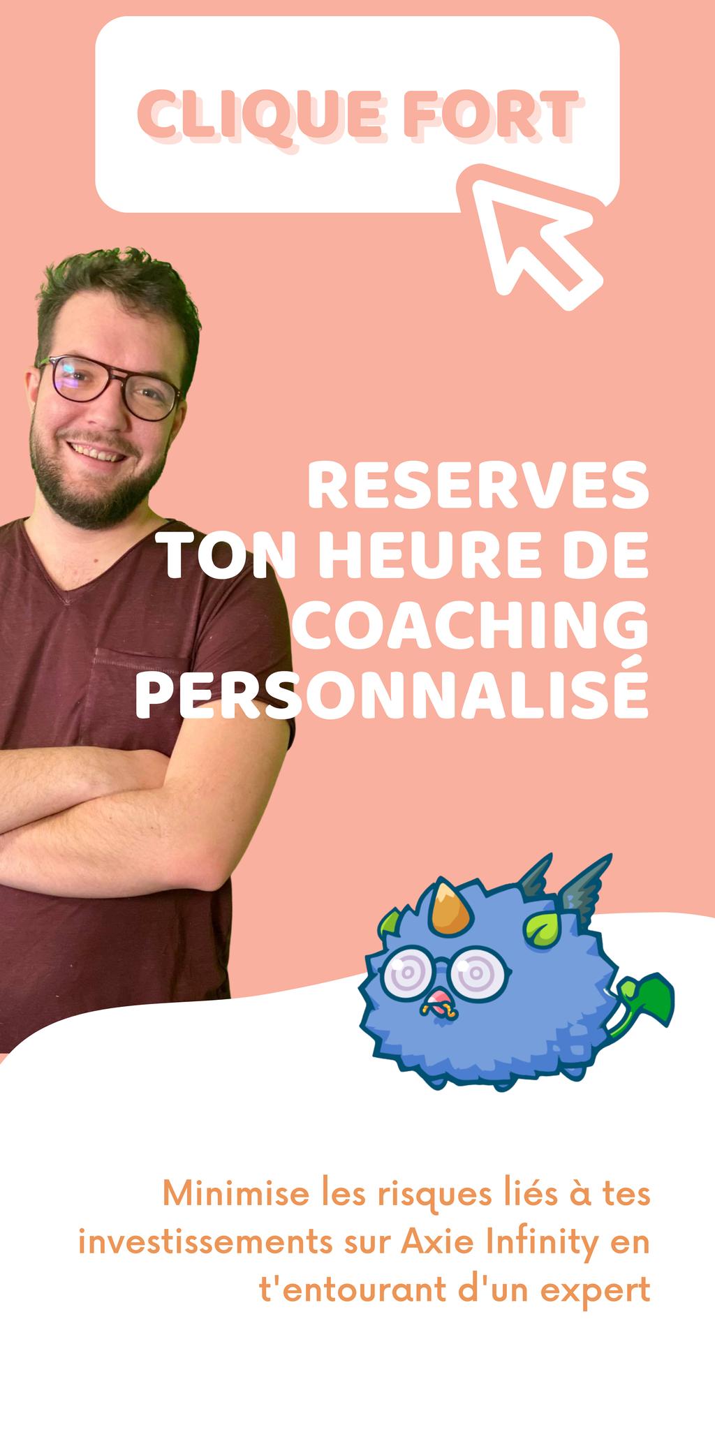 Axie coaching