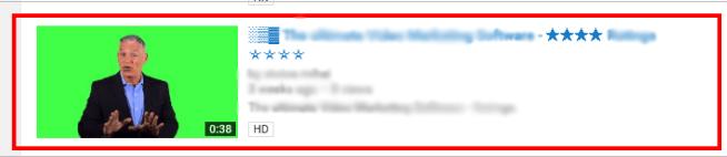 Optimisation de votre titre youtube